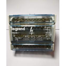 Διανομέας ράγας για ουδέτερο & φάσεις - 4 Χ 11 P - 04886 - Legrand