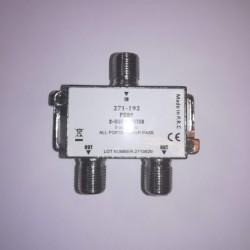 Διακλαδωτήρας Θωρακισμένος Spl 1 - 2 Sat - Mistral