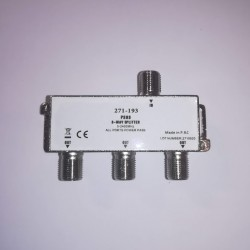 Διακλαδωτήρας Θωρακισμένος Spl 1 - 3 Sat - Mistral