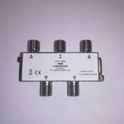 Διακλαδωτήρας Θωρακισμένος Spl 1 - 4 Sat - Mistral