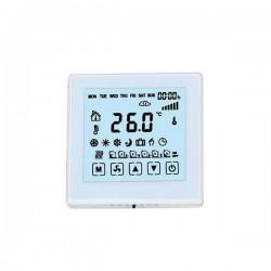 Χρονοθερμοστάτης  εβδομαδιαίος / Επίτοιχος ασύρματος Wi-Fi R302W