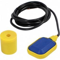 Φλοτέρ πλακέ νερού με καλώδιο PVC 20m - KEY 20