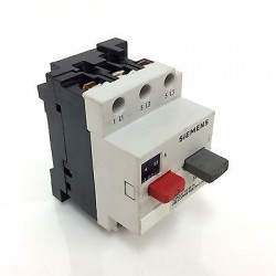 Automatic Thermomagnetic Switch  (2,5-4,0Α) - 3VE10002J - SIEMENS