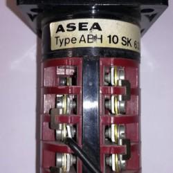 Μεταγωγέας Αμπερομέτρου L1 - L2 - L3 / Πόρτας - ASEA