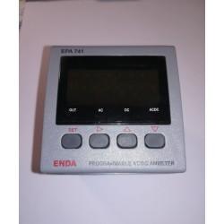 Ψηφιακό Αμπερόμετρο με επαφή (Μεγίστου / Ελαχίστου ρυθμιζόμενου χρόνου) - EPA741 - ENDA