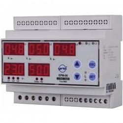 Ψηφιακό-Πολυόργανο-EPM-06 DIN - ENNTES