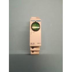Indicator light Rail -  Green - SV 121 - hager