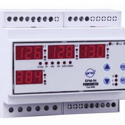 Ψηφιακό-Πολυόργανο-EPM-04 DIN - ENNTES