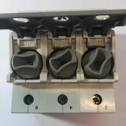 Ασφαλειοδιακόπτης -Neozed D0 - 3Pol 63A - Wohner